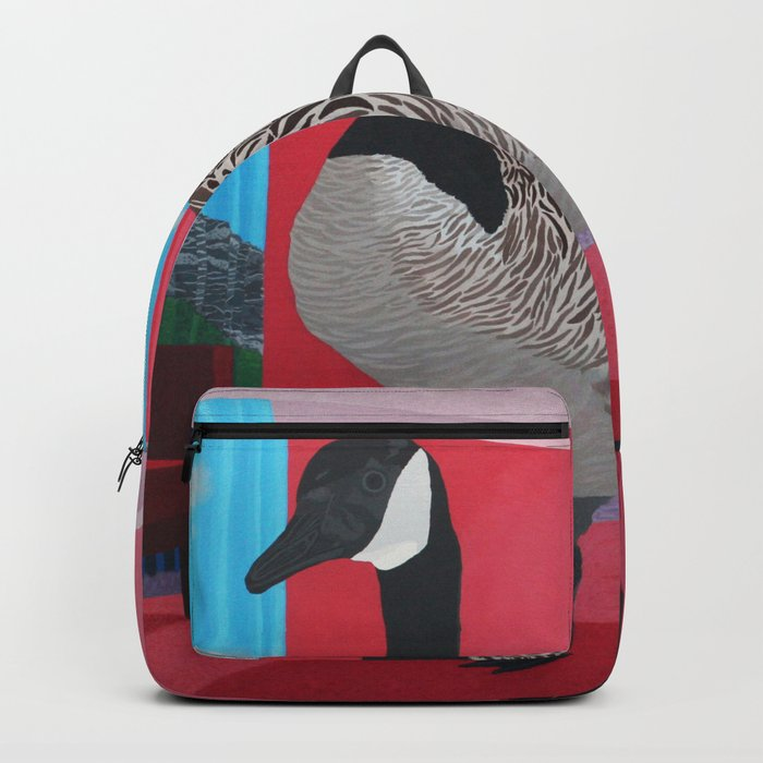 The Big Canada Goose Backpack