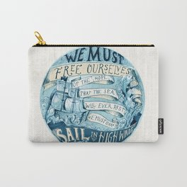 Learn to Sail Carry-All Pouch