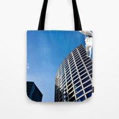 Yes, I'm a super woman Tote Bag