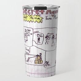 Max Morrocco: Issue 2 Travel Mug