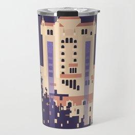 The Hollywood Tower Hotel Travel Mug
