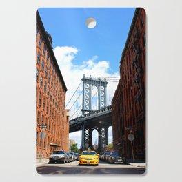 That Brooklyn View - The Empire Peek Cutting Board