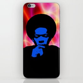 Planet Afro iPhone Skin