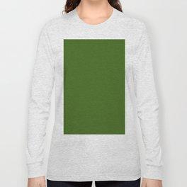 Tropical Jungle Green Long Sleeve T-shirt
