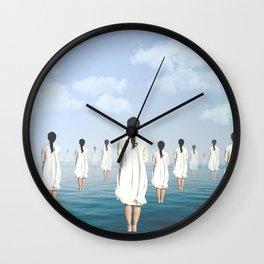 Fregoli D. Wall Clock