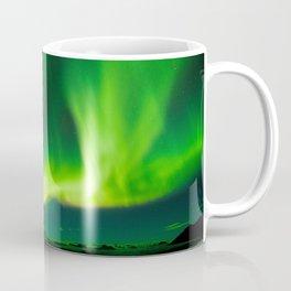 Iceland Northern Lights Coffee Mug