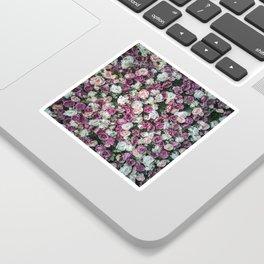 Flower carpet Sticker