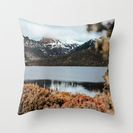 Through the Looking Glass | Tasmania, Australia Throw Pillow