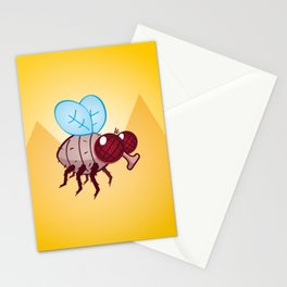 Larry the Fly Stationery Cards