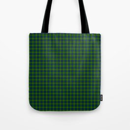Muir Tartan Tote Bag