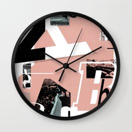 Bar Beach Wall Clock