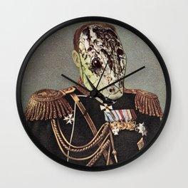 Venomous Emperor Wall Clock