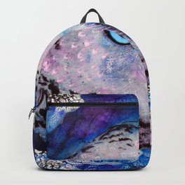 Ole Blue Eyes Backpack