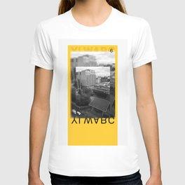 Yellow City 06 T-shirt