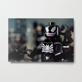 The Symbiote Metal Print