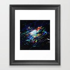 Mash 8 Framed Art Print