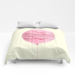 ICE CREAM BALLOON Comforters