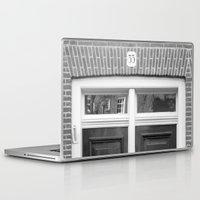 door Laptop & iPad Skins featuring door by habish