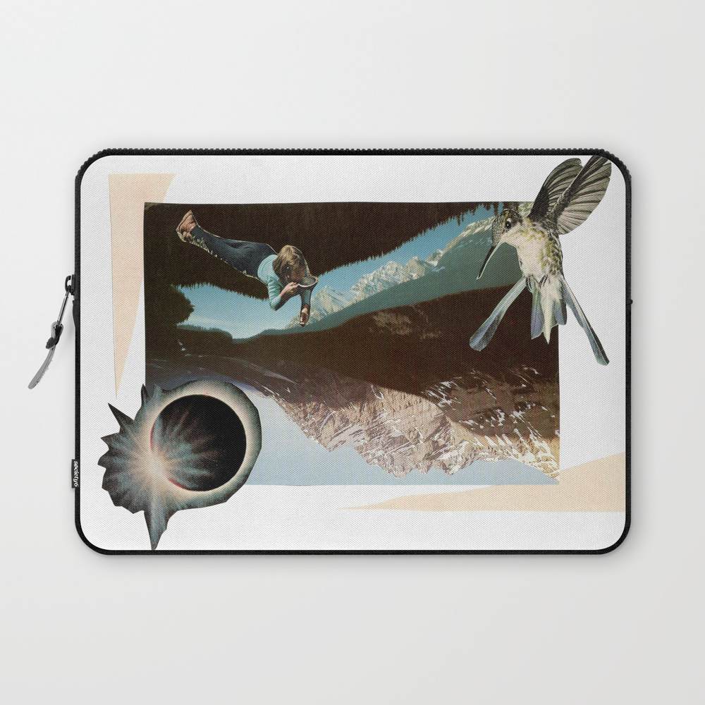 A Cup Of Tea Laptop Sleeve LSV8500058
