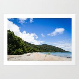 Cape Tribulation- Beach Art Print