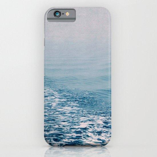 bleu water iPhone & iPod Case