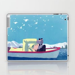 What Do the Birders Know? Laptop & iPad Skin