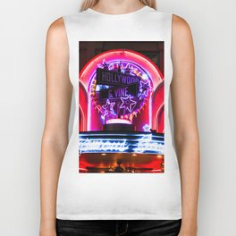 Hollywood & Vine Biker Tank