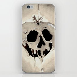 Poisonous (take the apple) iPhone Skin
