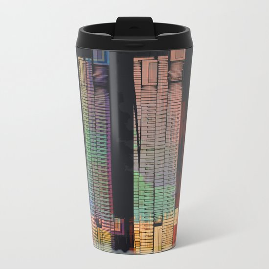 Crystal Giants / 09-09-16 Metal Travel Mug