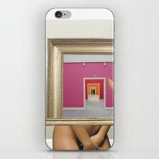 RahmenHandlung 5 iPhone & iPod Skin