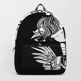 Valkyria Nordig Viking Design Backpack