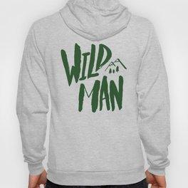 Wild Man x Green Hoody