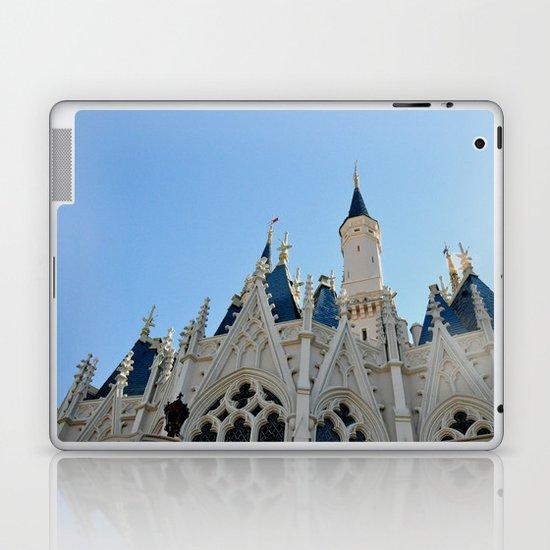 Cinderella's Castle I Laptop & iPad Skin