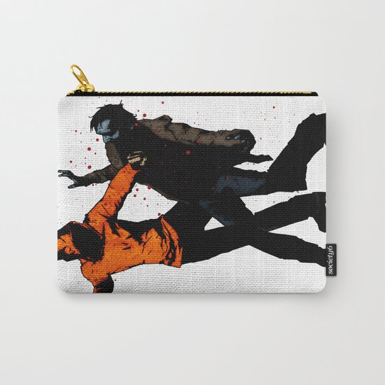 Zombie Fist Fight! Carry-All Pouch