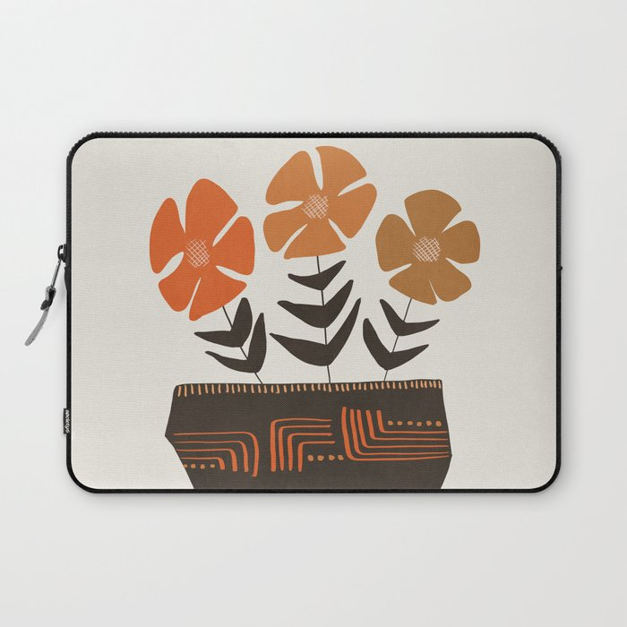 Floral vibes II Laptop Sleeve