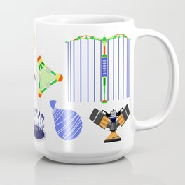 Splatoon - Sub Weapons Coffee Mug