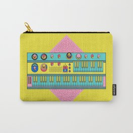 Psychedelic synth Carry-All Pouch