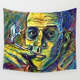 Turn Pro Wall Tapestry