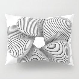 Bio Flower Art Print Pillow Sham