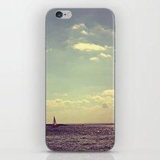 sail iPhone & iPod Skin