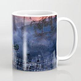 Folk Music In The Hills Coffee Mug