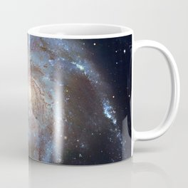 Pinwheel Galaxy Messier 101, M101 in the constellation Ursa Major Coffee Mug