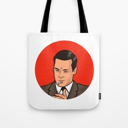 Don Draper Tote Bag