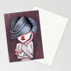 Cold-Hearted Stationery Cards