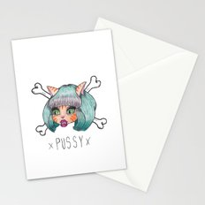 PU$$Y Stationery Cards