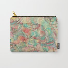 Graphic design eight by Leslie Harlow Carry-All Pouch