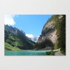 Lake Louise 2 Canvas Print