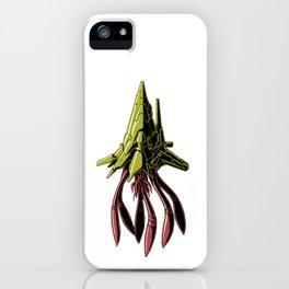 The Bioship Shinden iPhone Case