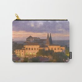 Sintra Royal Palace, Portugal Carry-All Pouch