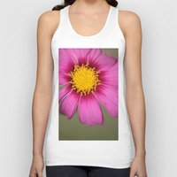 cosmos Tank Tops featuring Cosmos by Stecker Photographie